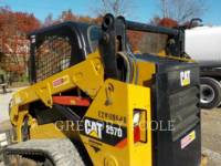 CATERPILLAR MULTITERREINLADERS 257D equipment  photo 9