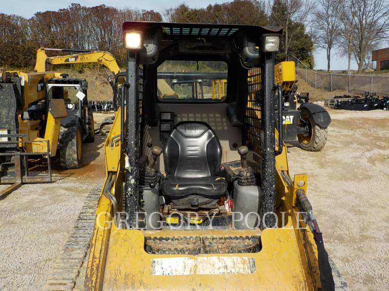 CATERPILLAR UNIWERSALNE ŁADOWARKI 259B3 equipment  photo 6