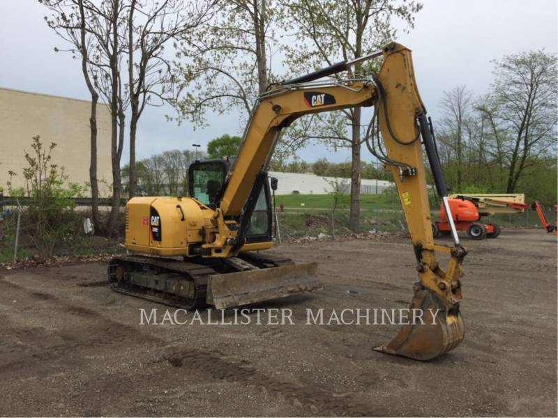 CATERPILLAR KOPARKI GĄSIENICOWE 308E2CRSB equipment  photo 2