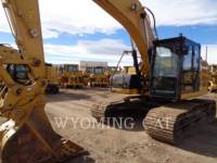 CATERPILLAR KETTEN-HYDRAULIKBAGGER 320ELRR equipment  photo 9