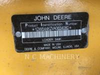 JOHN DEERE RADLADER/INDUSTRIE-RADLADER 544K equipment  photo 10