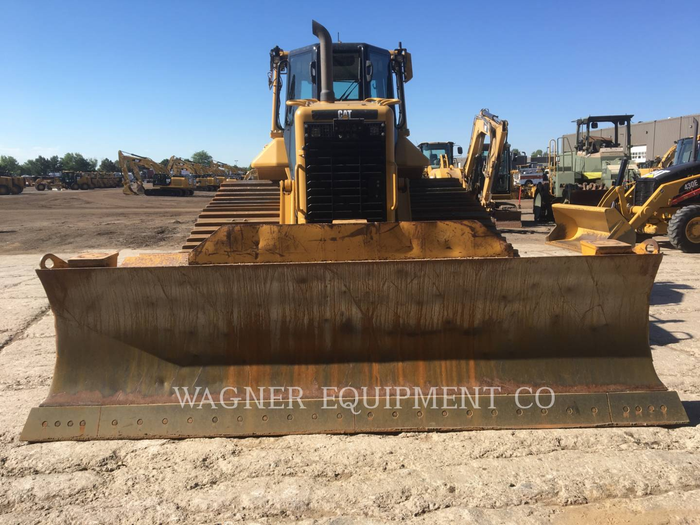 Detail photo of 2011 Caterpillar D6N from Construction Equipment Guide