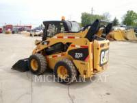 CATERPILLAR SKID STEER LOADERS 272C A2HQ equipment  photo 3