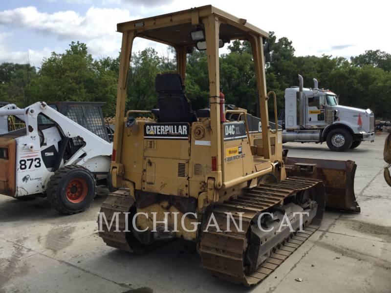 CATERPILLAR TRACK TYPE TRACTORS D4CIIIXL equipment  photo 3