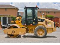CATERPILLAR VIBRATORY SINGLE DRUM SMOOTH CS44 equipment  photo 7