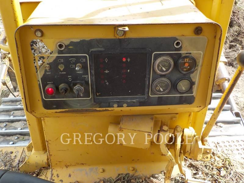 CATERPILLAR TRACK TYPE TRACTORS D7H equipment  photo 24