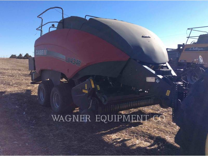CASE AG HAY EQUIPMENT LB434R equipment  photo 4