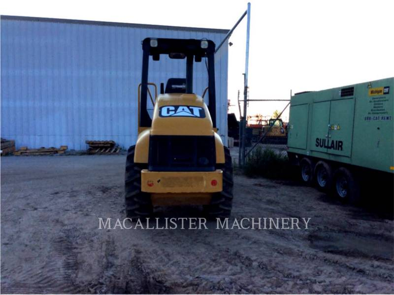 CATERPILLAR COMPACTEUR VIBRANT, MONOCYLINDRE À PIEDS DAMEURS CP433E equipment  photo 4