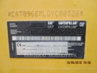 CATERPILLAR RADLADER/INDUSTRIE-RADLADER 966M equipment  photo 6