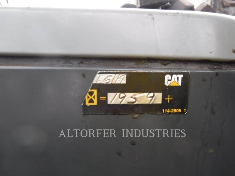 CATERPILLAR MOBILBAGGER MH3037 equipment  photo 9