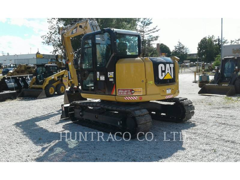 CATERPILLAR PELLES SUR CHAINES 308 E2 CR SB equipment  photo 2