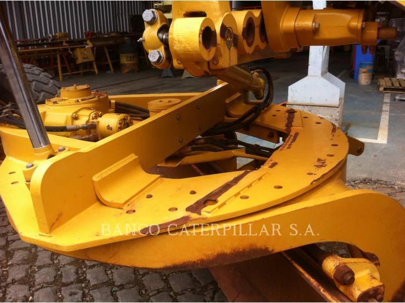 CATERPILLAR MOTOR GRADERS 140K equipment  photo 9