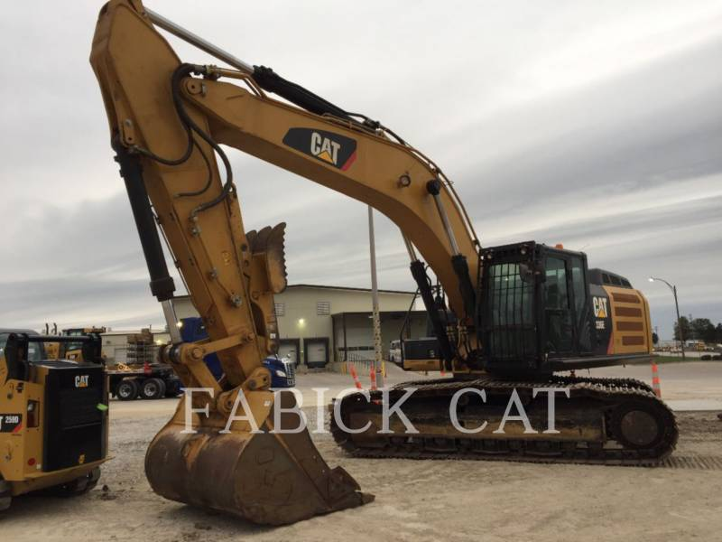 CATERPILLAR KETTEN-HYDRAULIKBAGGER 336E equipment  photo 2