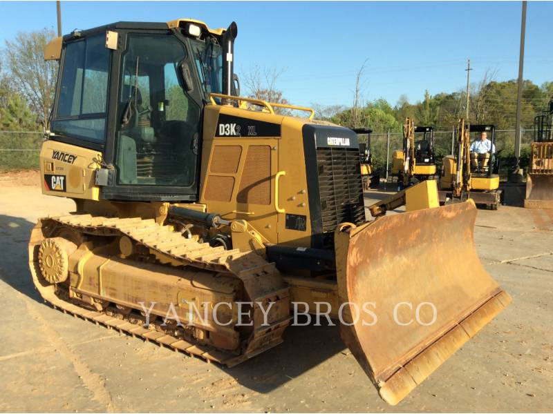 CATERPILLAR TRACK TYPE TRACTORS D3K2 XL AC equipment  photo 4