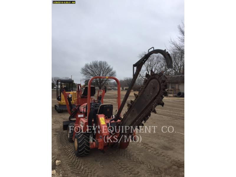 DITCH WITCH (CHARLES MACHINE WORKS) GRABENFRÄSEN RT45 equipment  photo 3