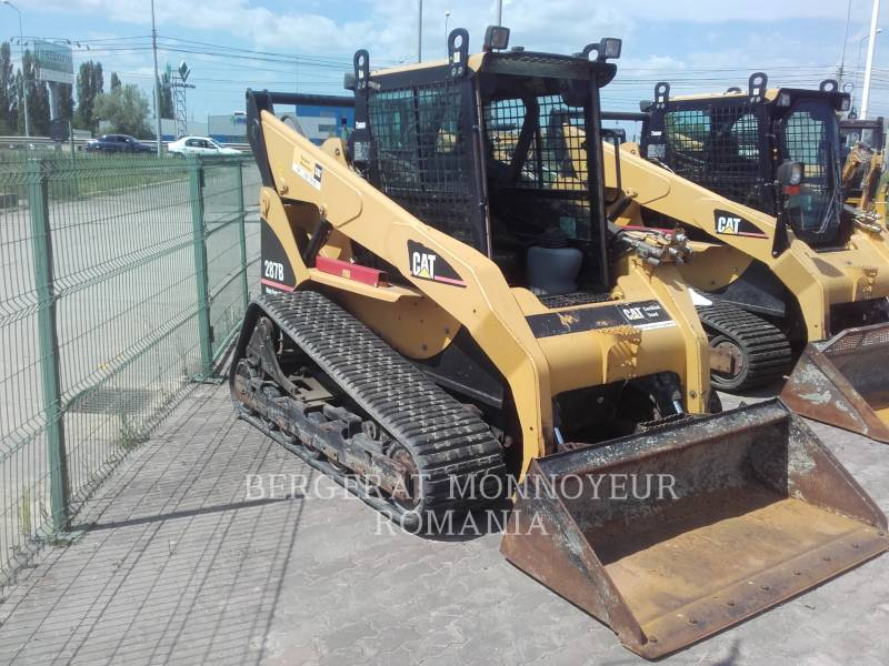 CATERPILLAR MULTI TERRAIN LOADERS 287B equipment  photo 3