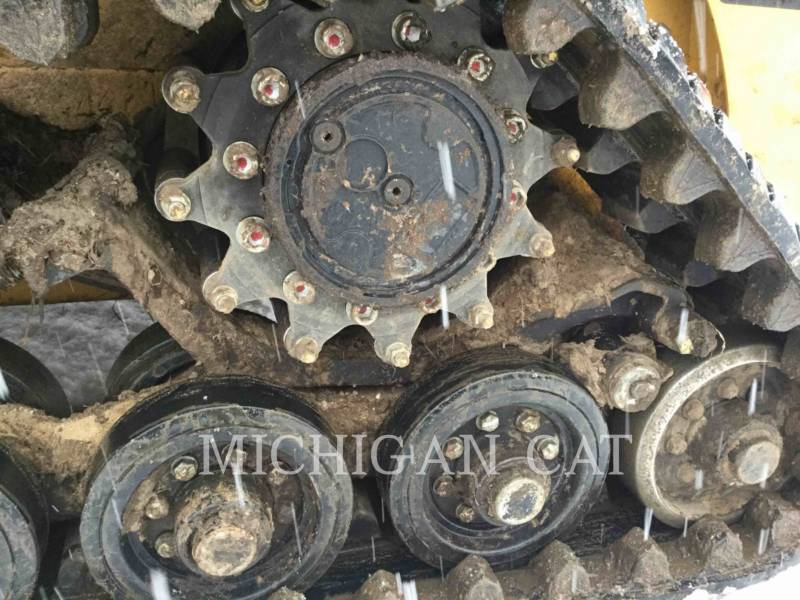 CATERPILLAR CARGADORES MULTITERRENO 247B3 CQ equipment  photo 15