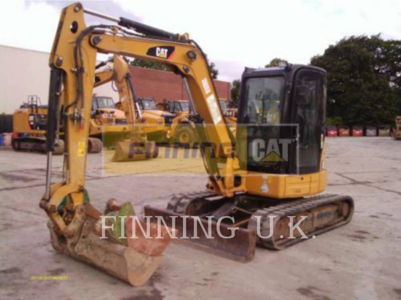 CATERPILLAR EXCAVADORAS DE CADENAS 305EDCA2.2 equipment  photo 4