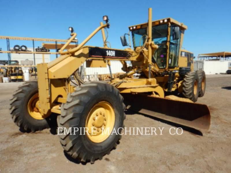 CATERPILLAR 平地机 140HNA equipment  photo 1