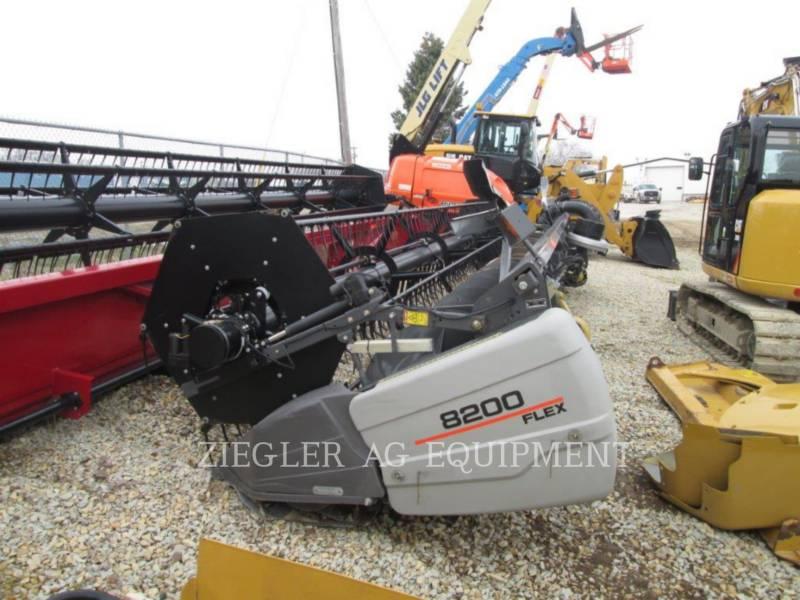 GLEANER HEADERS 8200-30 equipment  photo 3