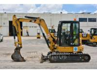 CATERPILLAR KETTEN-HYDRAULIKBAGGER 305E CR equipment  photo 4