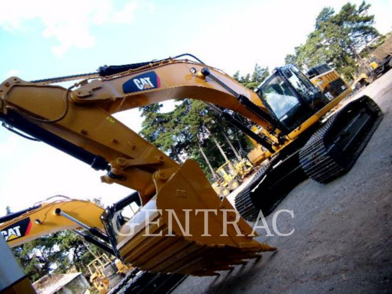 CATERPILLAR PELLES SUR CHAINES 349DL equipment  photo 6