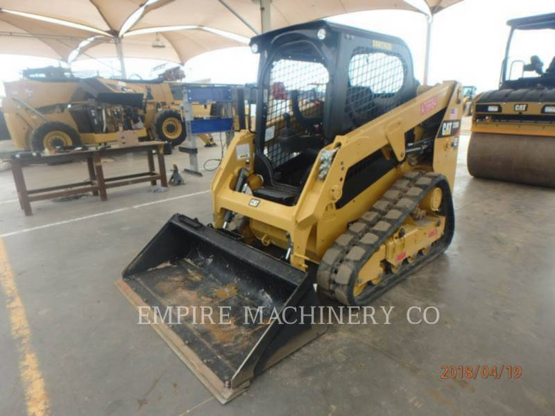 CATERPILLAR MULTITERREINLADERS 239D equipment  photo 4