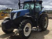 NEW HOLLAND TRACTEURS AGRICOLES T7.260 equipment  photo 1