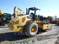 CATERPILLAR EINZELVIBRATIONSWALZE, BANDAGE CP56 equipment  photo 5