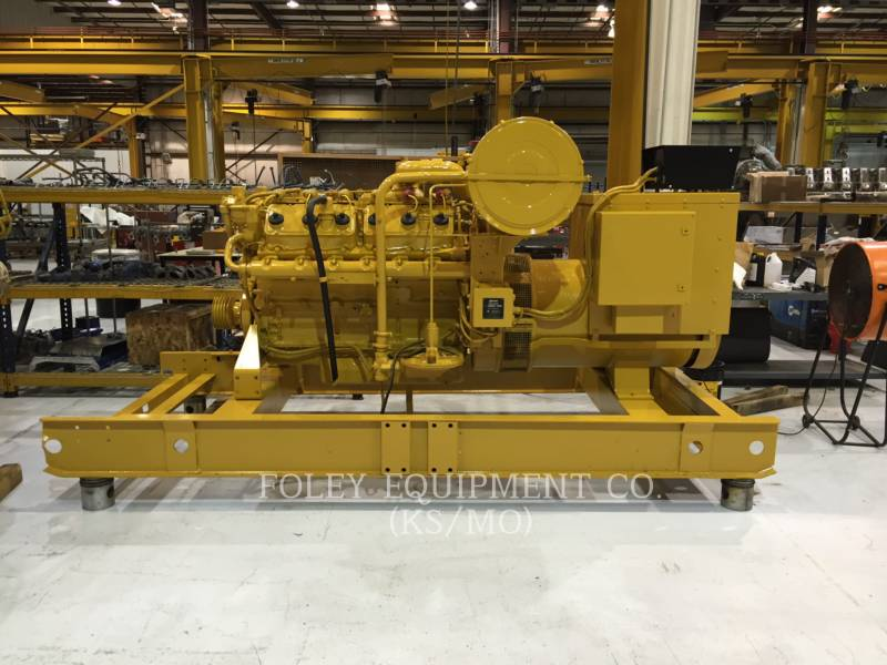 CATERPILLAR STATIONARY GENERATOR SETS G3412EP equipment  photo 1