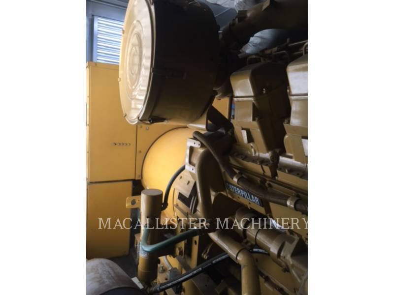 CATERPILLAR STATIONARY GENERATOR SETS 3512 equipment  photo 6