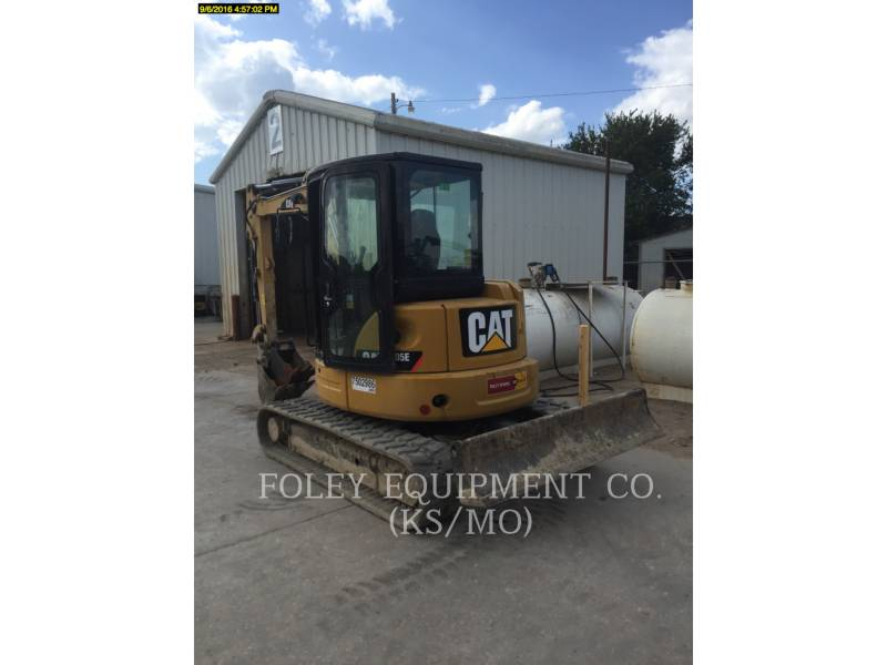 CATERPILLAR KETTEN-HYDRAULIKBAGGER 305ECRLC equipment  photo 4