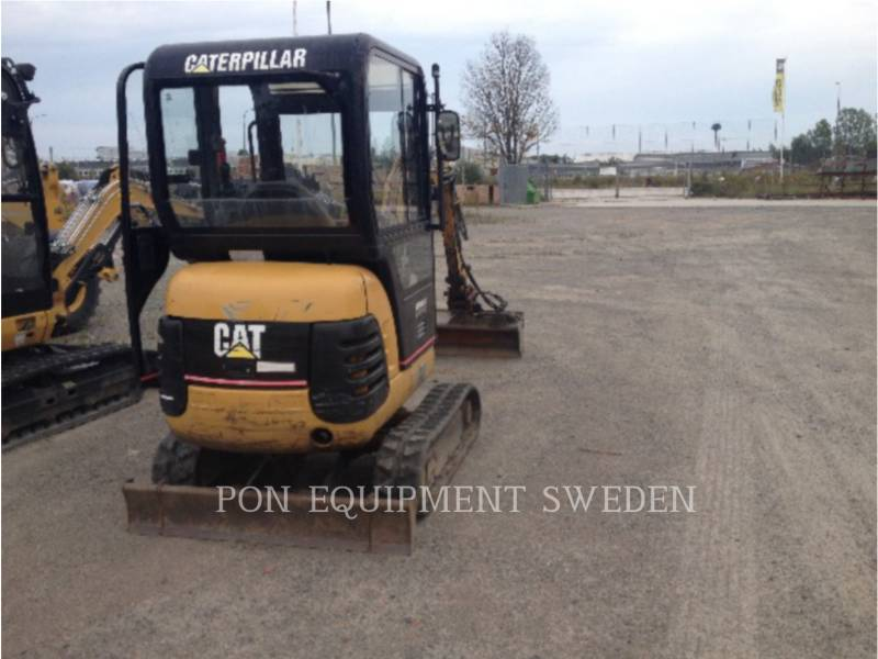 CATERPILLAR KOPARKI GĄSIENICOWE 301.8 equipment  photo 3