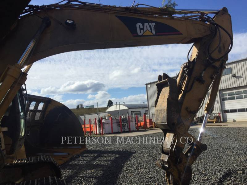 CATERPILLAR TRACK EXCAVATORS 320CLRR equipment  photo 5