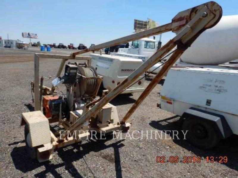OTHER US MFGRS OTROS SRP50-T equipment  photo 2