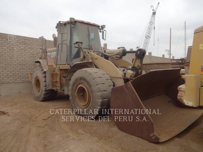 CATERPILLAR PÁ-CARREGADEIRAS DE RODAS/ PORTA-FERRAMENTAS INTEGRADO 966H equipment  photo 1