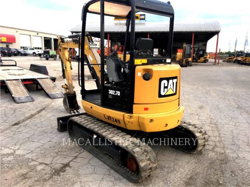 Caterpillar EXCAVATOARE PE ŞENILE 302.7DCR equipment  photo 4