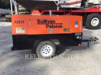 SULLIVAN COMPRESSEUR A AIR D185P DZ equipment  photo 1