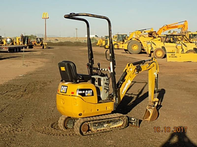 CATERPILLAR EXCAVADORAS DE CADENAS 300.9D equipment  photo 8