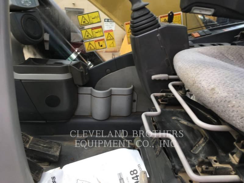CATERPILLAR WHEEL EXCAVATORS M318D equipment  photo 5