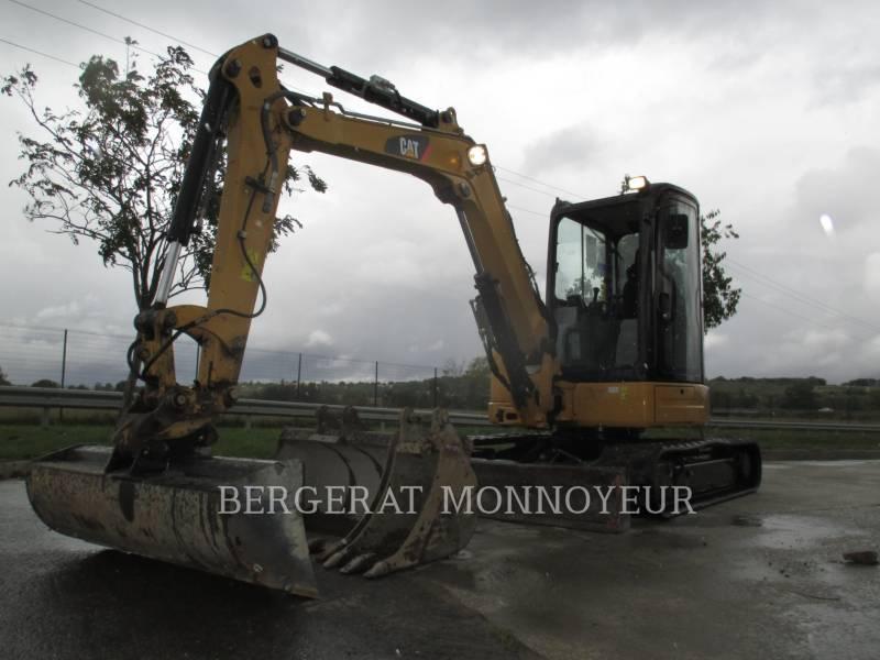 CATERPILLAR KETTEN-HYDRAULIKBAGGER 305.5E CR equipment  photo 4