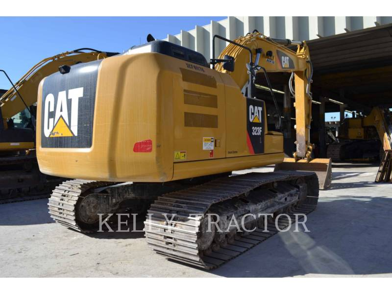 CATERPILLAR ESCAVADEIRAS 323FL equipment  photo 2