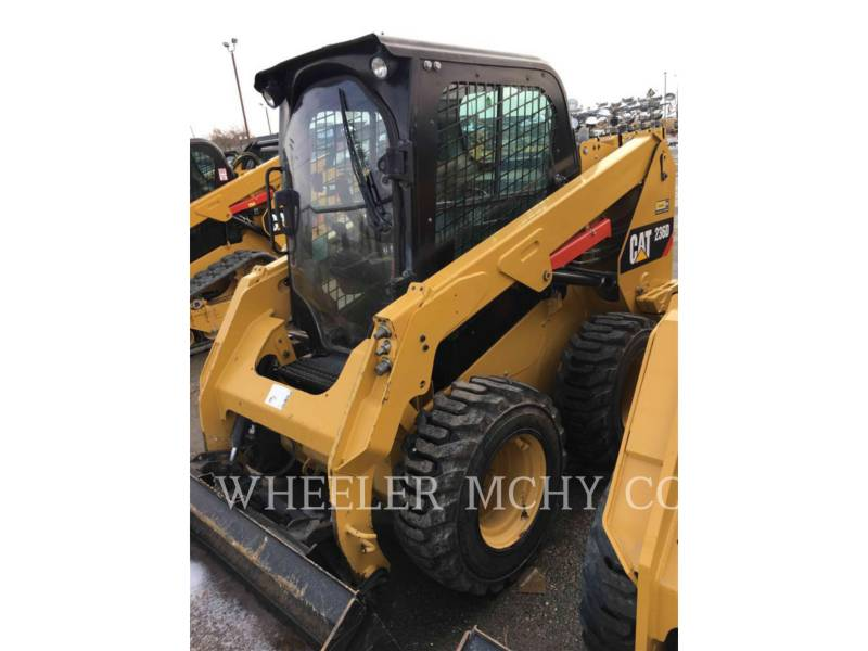 CATERPILLAR SKID STEER LOADERS 236D C3-H2 equipment  photo 3