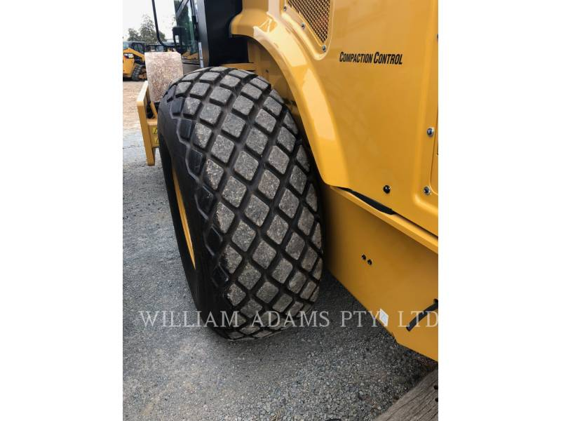 CATERPILLAR RODILLOS COMBINADOS CS66B equipment  photo 7