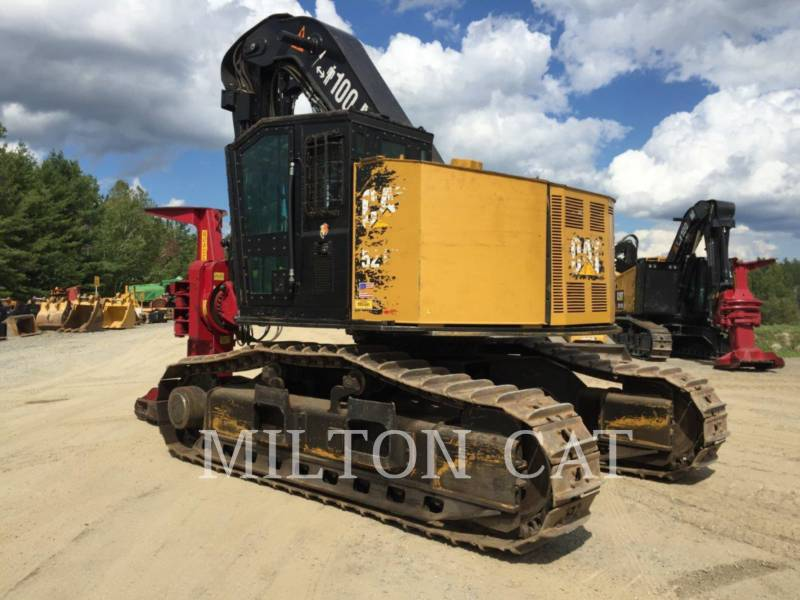 CATERPILLAR FORESTRY - FELLER BUNCHERS 521B equipment  photo 4