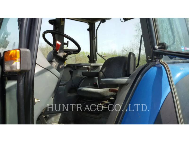 NEW HOLLAND LTD. TRACTORES AGRÍCOLAS TS115 equipment  photo 17