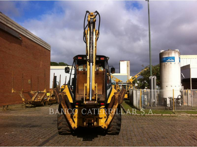 CATERPILLAR RETROEXCAVADORAS CARGADORAS 416EST equipment  photo 8