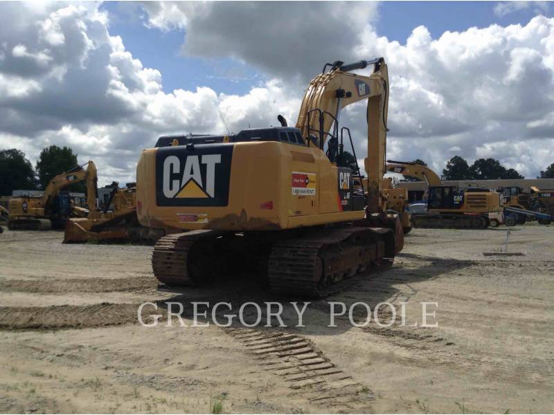 CATERPILLAR PELLES SUR CHAINES 336EL H equipment  photo 4
