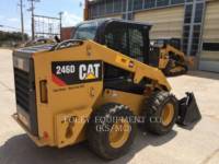 CATERPILLAR SKID STEER LOADERS 246DXPS2CA equipment  photo 3
