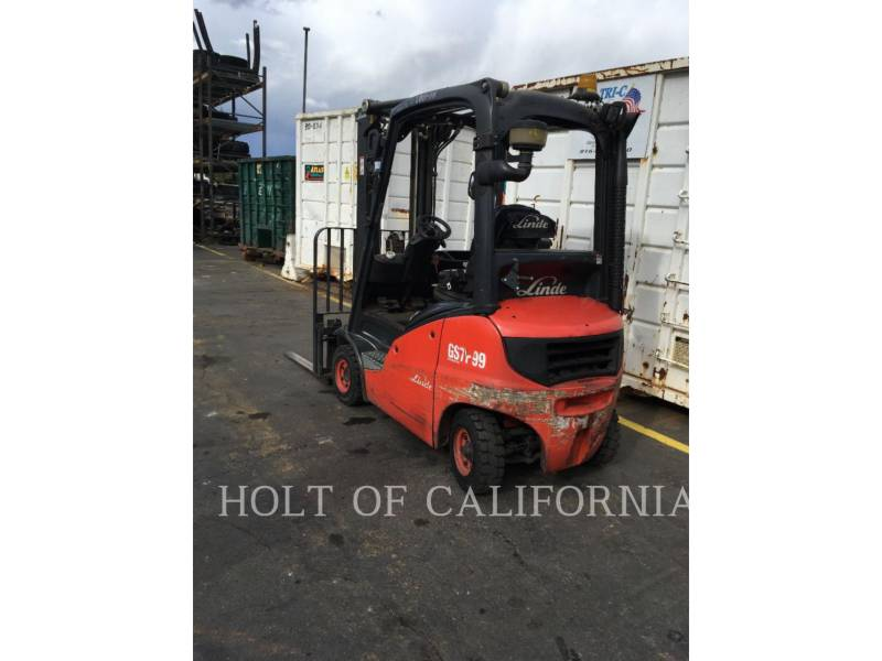 LINDE MONTACARGAS H16D equipment  photo 2